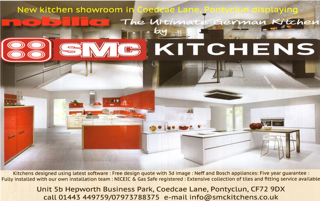 Advertising For Smc Kitchens Phase 3 Design